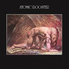 Atomic Rooster - Death Walks Behind You [LP]