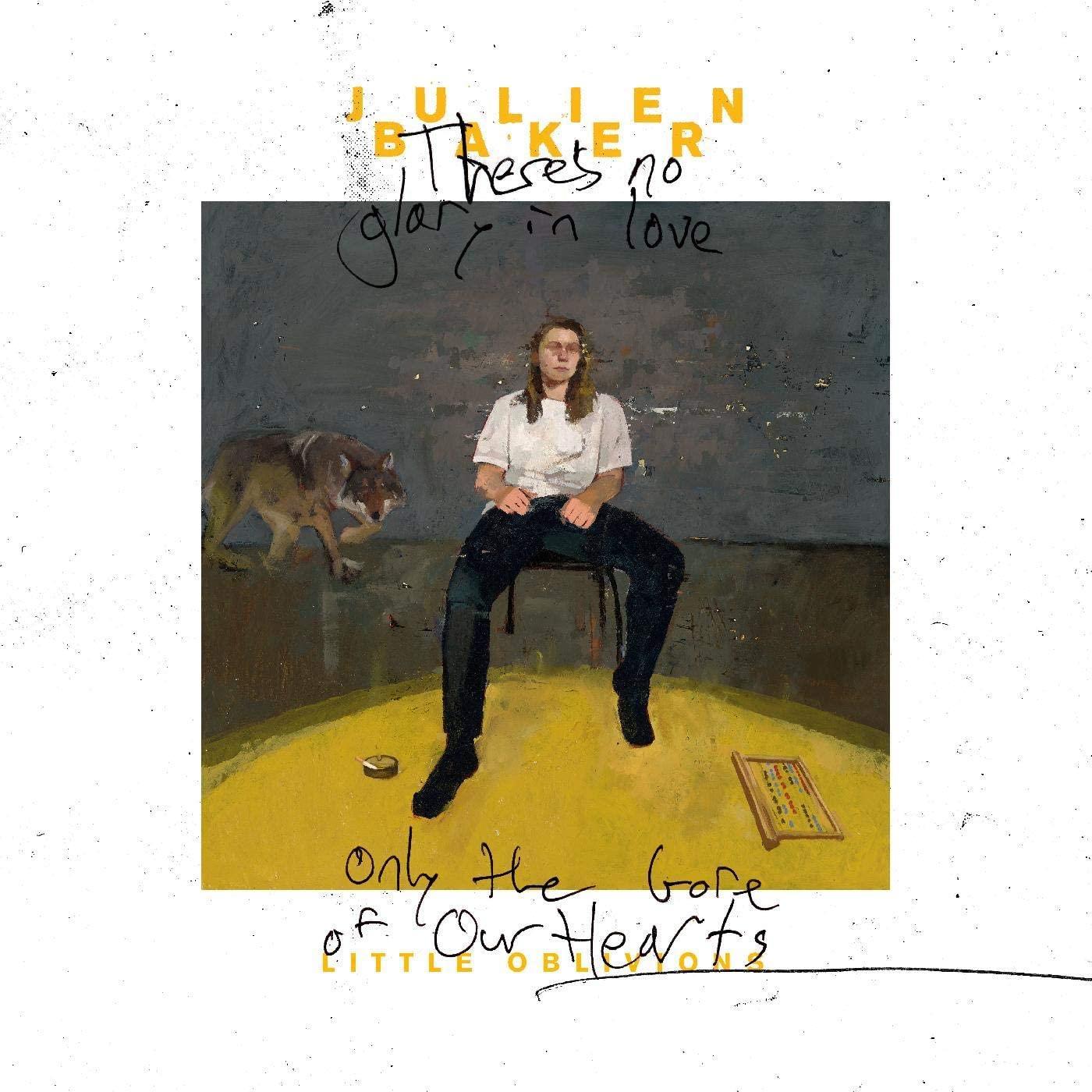 Julien Baker - Little Oblivions [LTD LP] (Yellow vinyl)