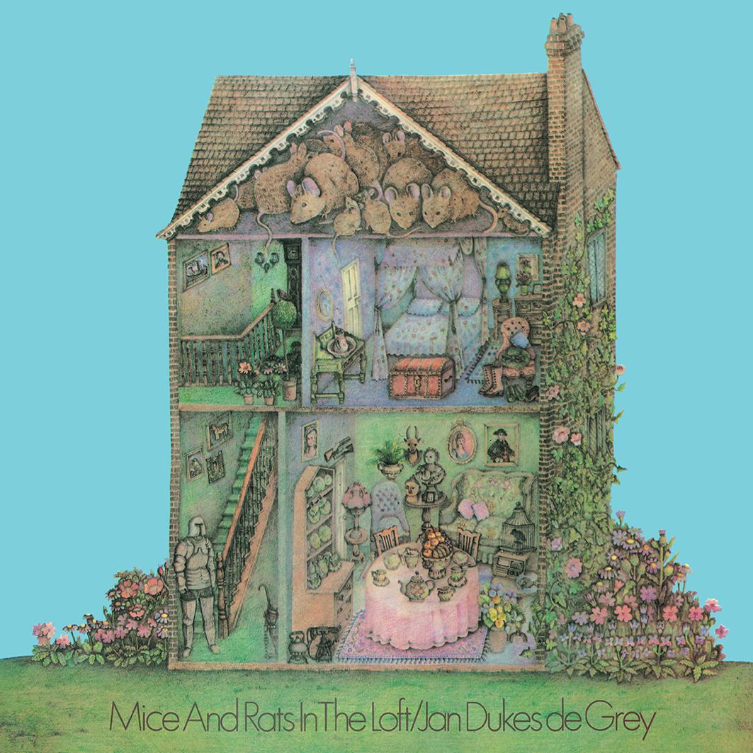 Jan Dukes De Grey - Mice And Rats In The Loft [LP]