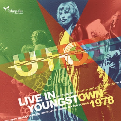 UFO - Live In Youngstown '78 [2xLP] (RSD20)