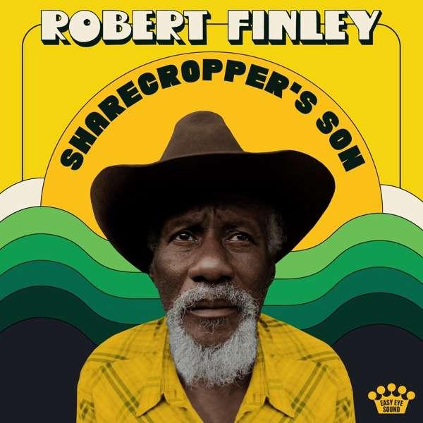 Robert Finley - Sharecropper's Son [LP] (Fern green vinyl)