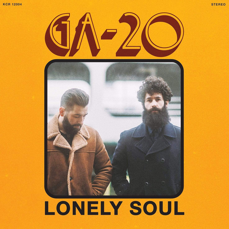GA-20 - Lonely Soul [LP]