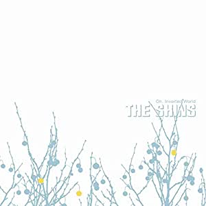 The Shins - Oh Inverted World (20th anniversary edition) [LP] (Light Blue w/ white vinyl)