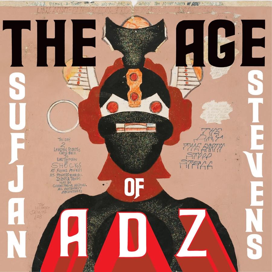 Sufjan Stevens - The Age Of Adz [2xLP]