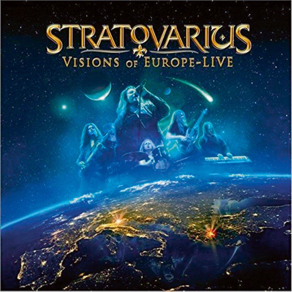Stratovarius - Visions of Europe [3xLP]