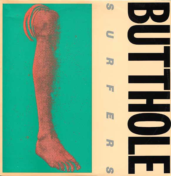 Butthole Surfers - Rembrandt Pussyhorse [LP]