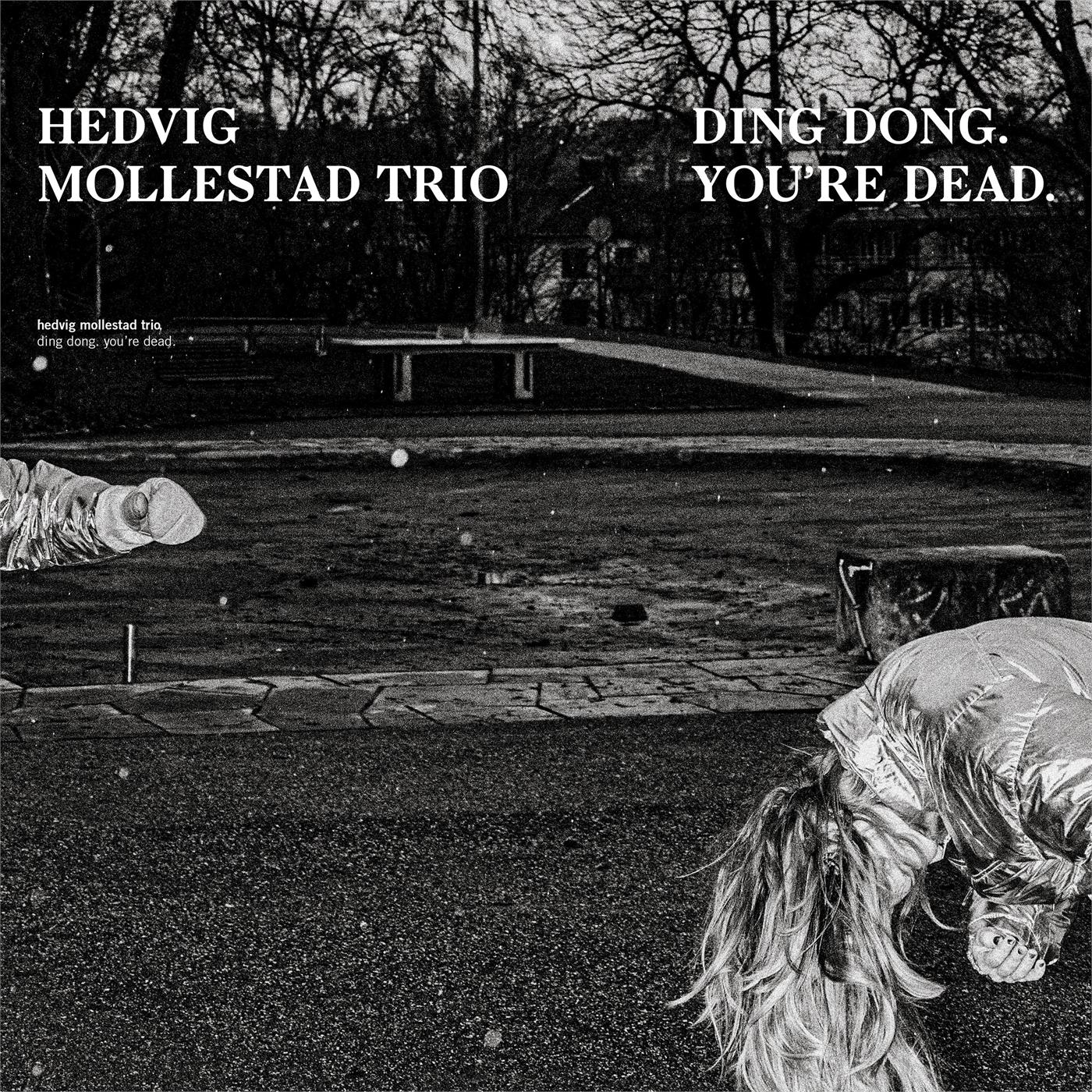 Hedvig Mollestad Trio - Ding Dong. You´re Dead [CD]