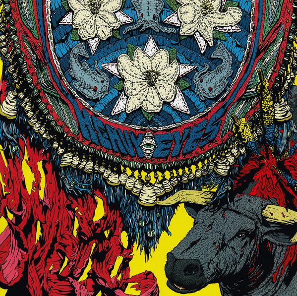 Heavy Eyes – Maera [LP] (Coloured vinyl)