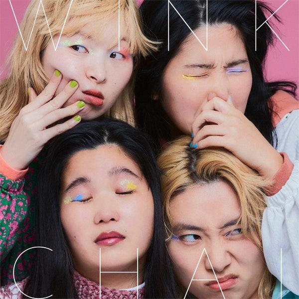 CHAI - WINK [LTD LP] (red, white & blue hi-melt Vinyl)