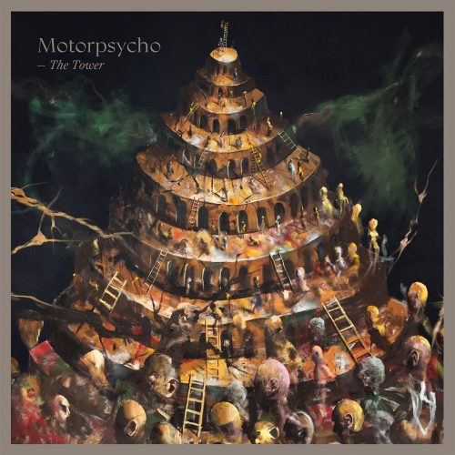 Motorpsycho - The Tower [2xLP]