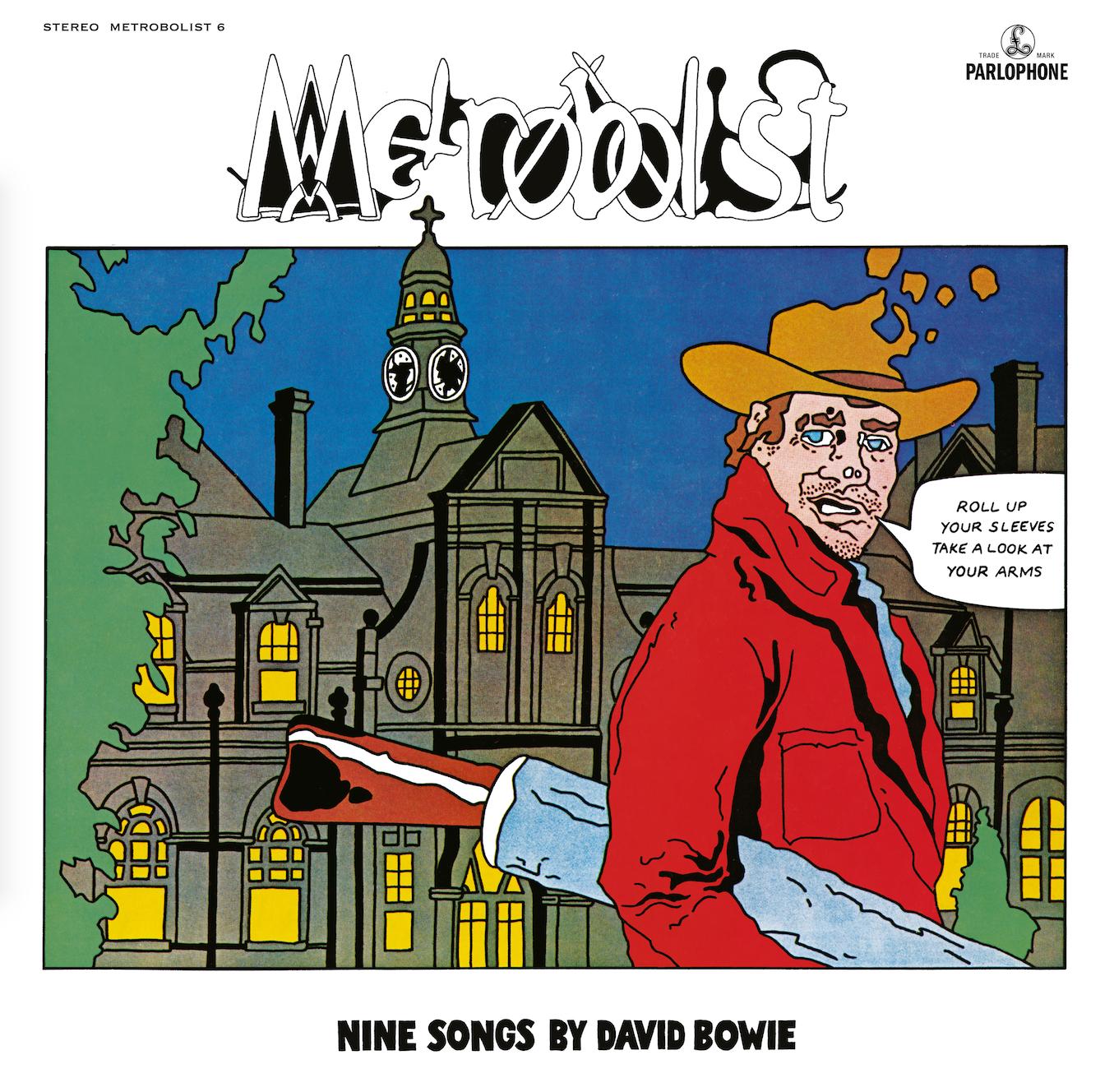 David Bowie - Metrobolist (aka The Man Who Sold The World) [LTD LP]