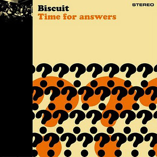 Biscuit - Time For Answers [LP]