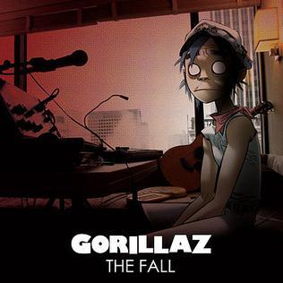 Gorillaz – The Fall [LP]