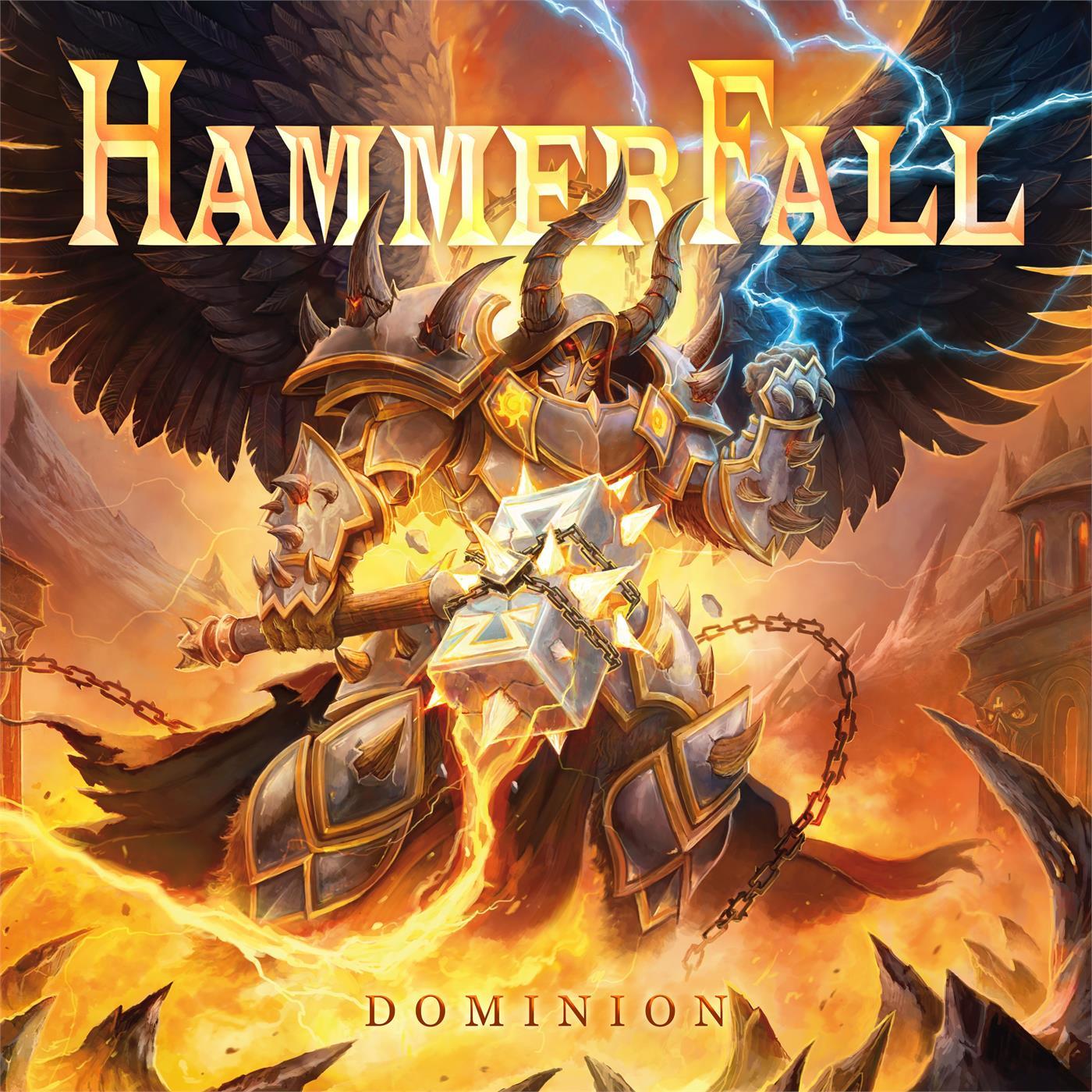 Hammerfall – Dominion [LP]