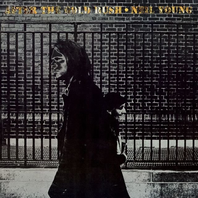 "Neil Young - After The Gold Rush [LP +7""] (50th Anni.)"