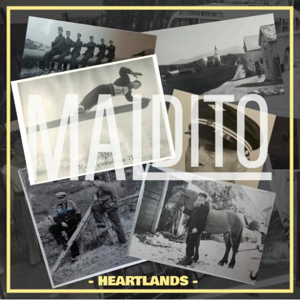 Maldito - Heartlands [LP]