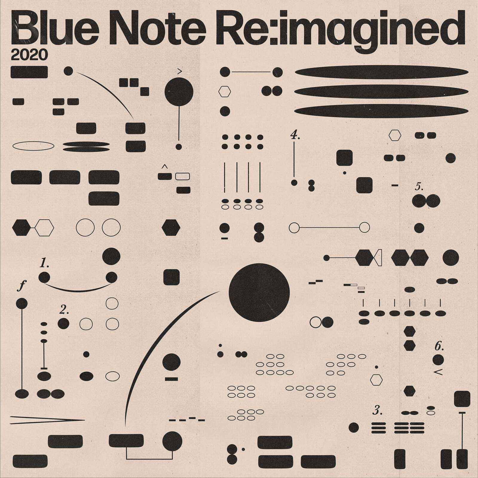 Various Artists - Blue Note Re:imagined [2xLP]