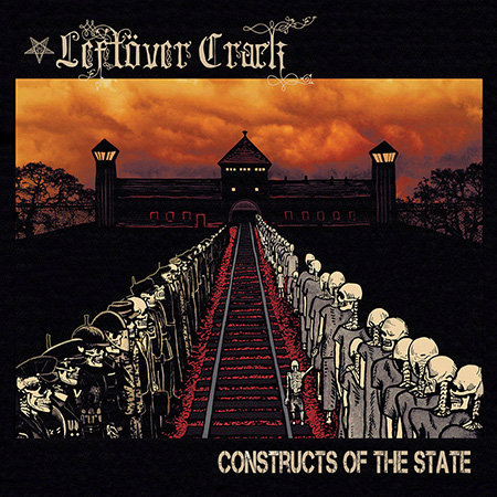 Leftöver Crack - Constructs Of The State [LP]