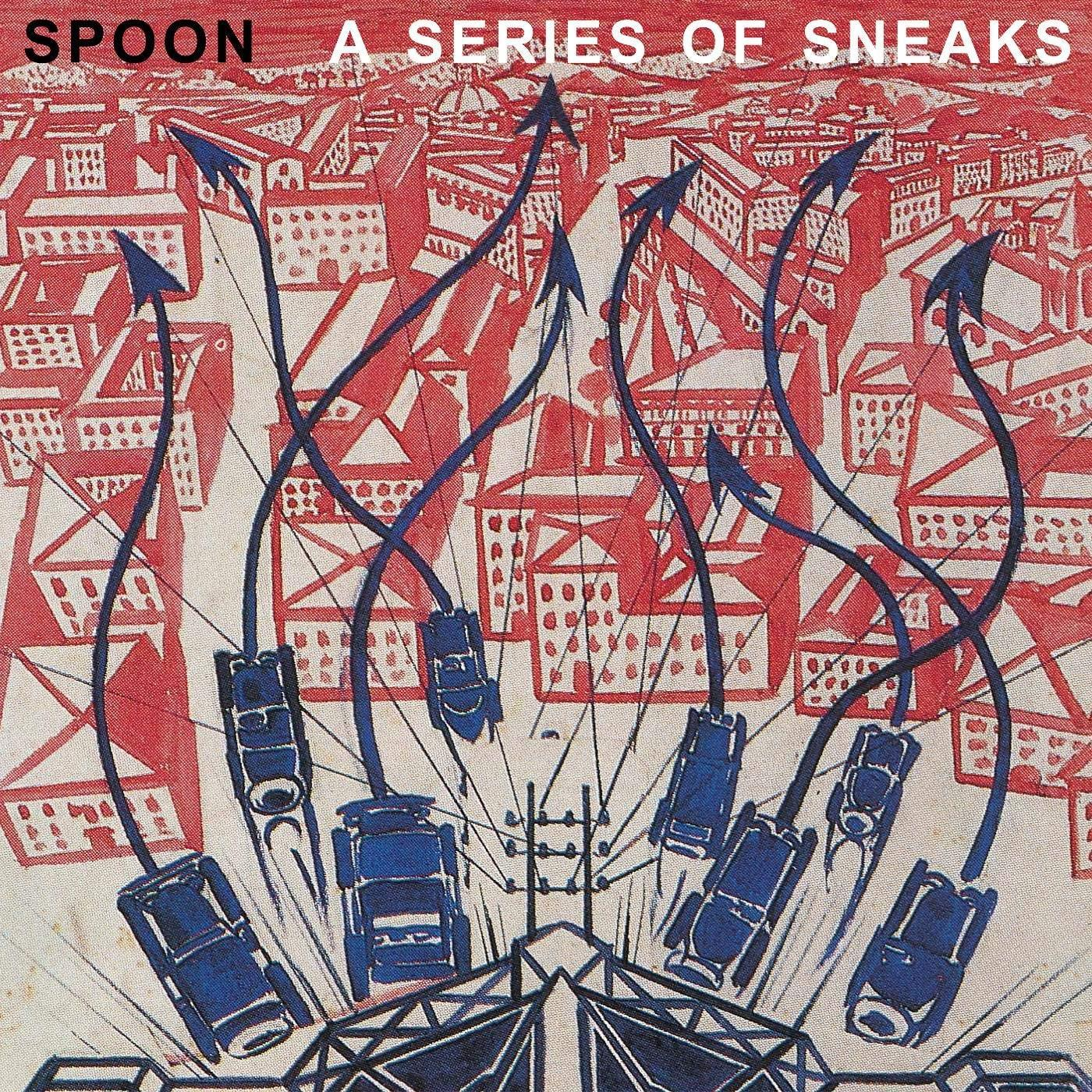 Spoon - A Series of Sneaks [LP]