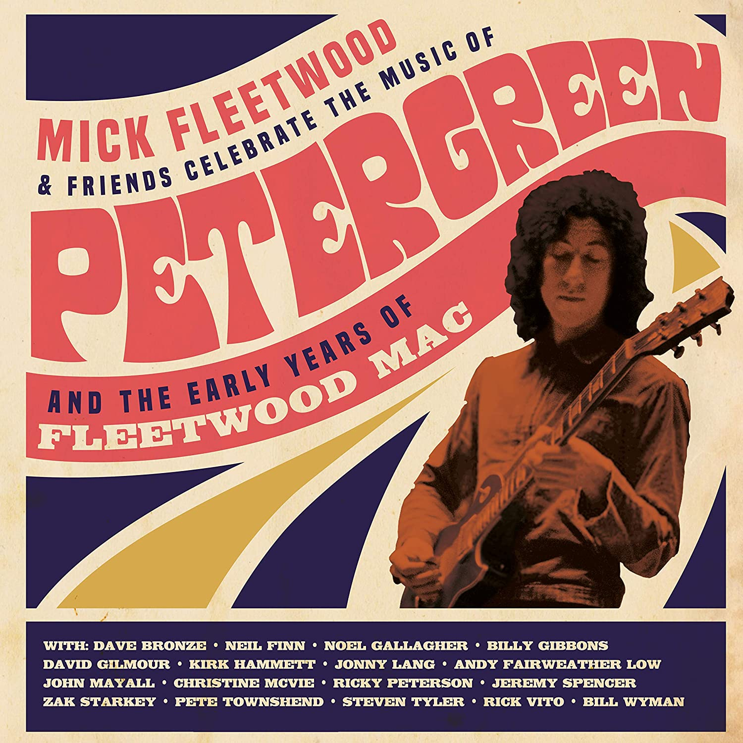 Mick Fleetwood and Friends - Celebrate the Music of Peter G [2xCD+BlueRay]