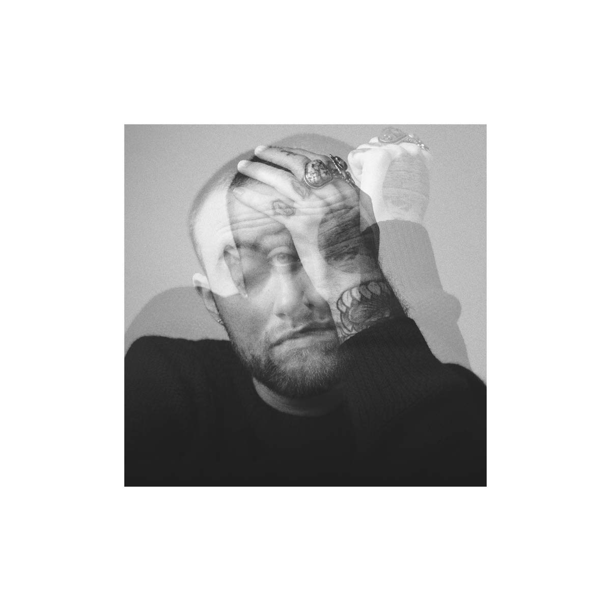 Mac Miller - Circles [2xLP] (Clear vinyl)