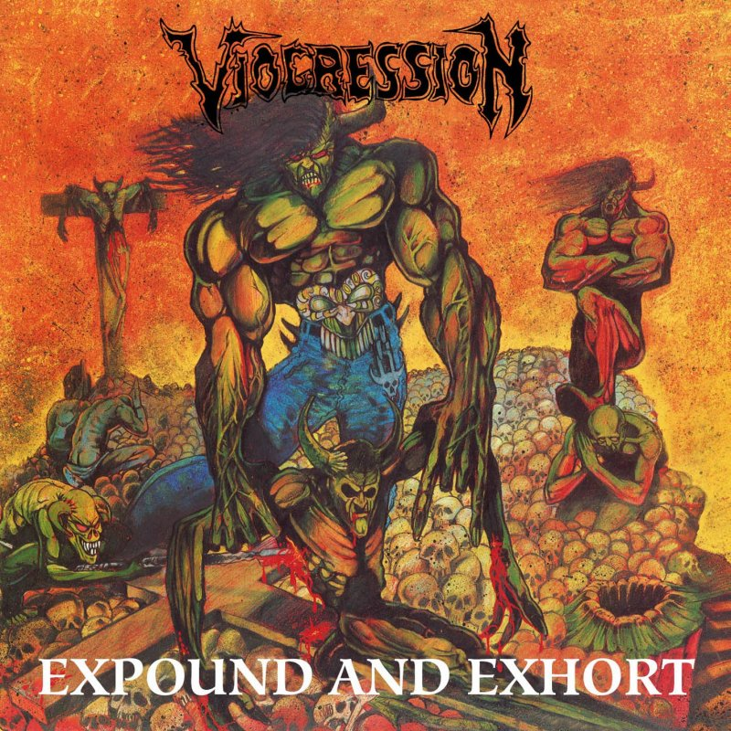 Viogression - Expound And Exhort [LP]