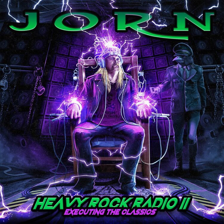 Jorn - Heavy Rock Radio II - Executing The Classics [LP]