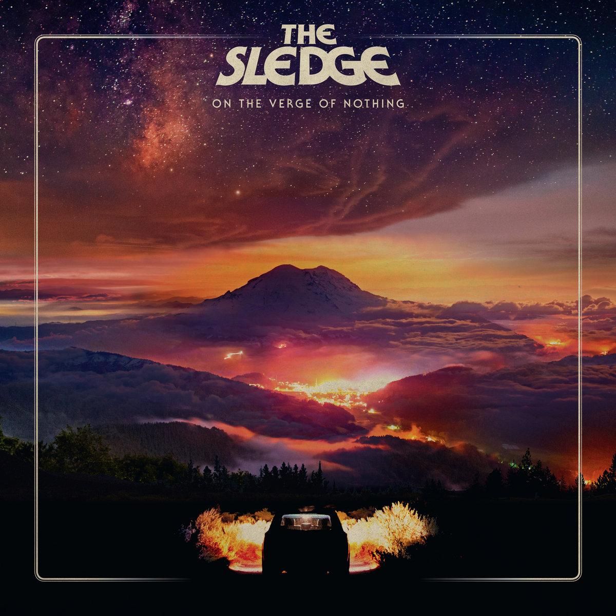 The Sledge - On The Verge Of Nothing [LP] (Orange vinyl)