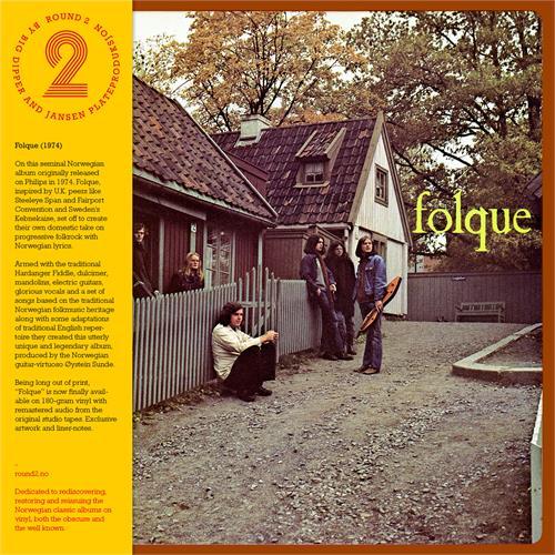 Folque - Folque [LP]