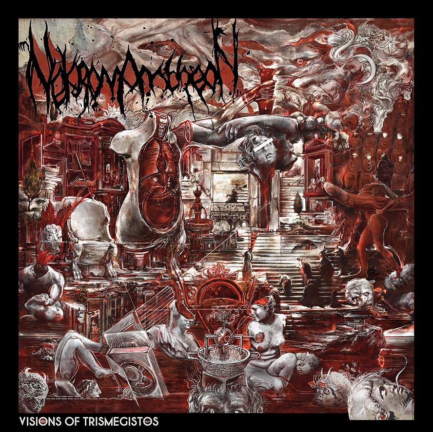 Nekromantheon – The Visions of Trismegistos [LTD LP] (Red vinyl)