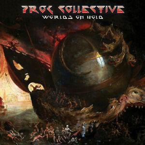 The Prog Collective - Worlds On Hold [LTD 2xLP] (Green vinyl)