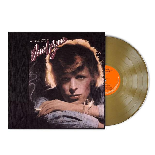David Bowie - Young Americans [LTD LP] (Gold Vinyl)