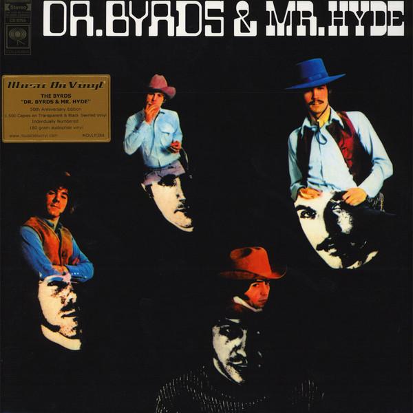Byrds - Dr. Byrds & Mr Hyde [LTD LP] (Coloured vinyl)