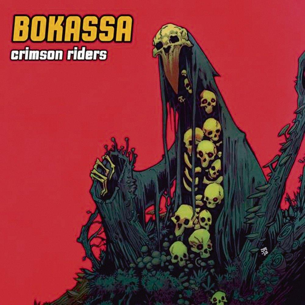 Bokassa - Crimson Riders [LTD LP]