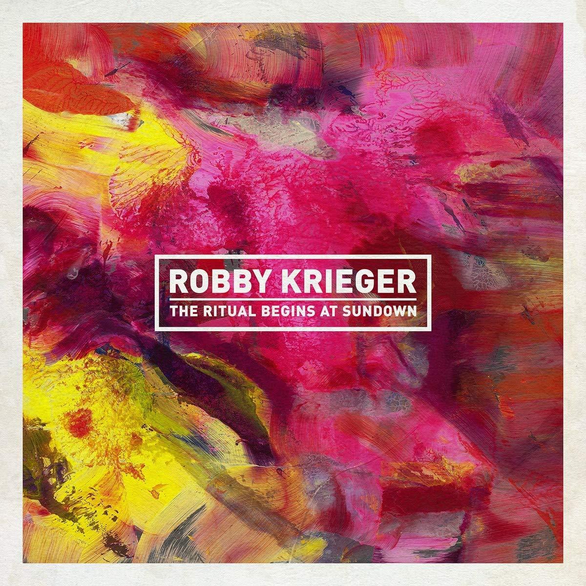 Robby Krieger - The Ritual Begins At Sundown [LP]