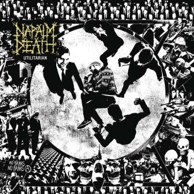 Napalm Death - Utilitarian [LP]