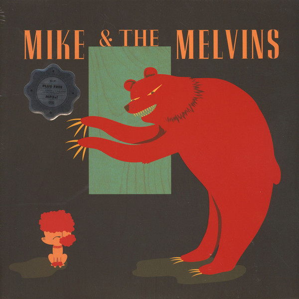 Mike & The Melvins - Three Men And A Baby [LP]