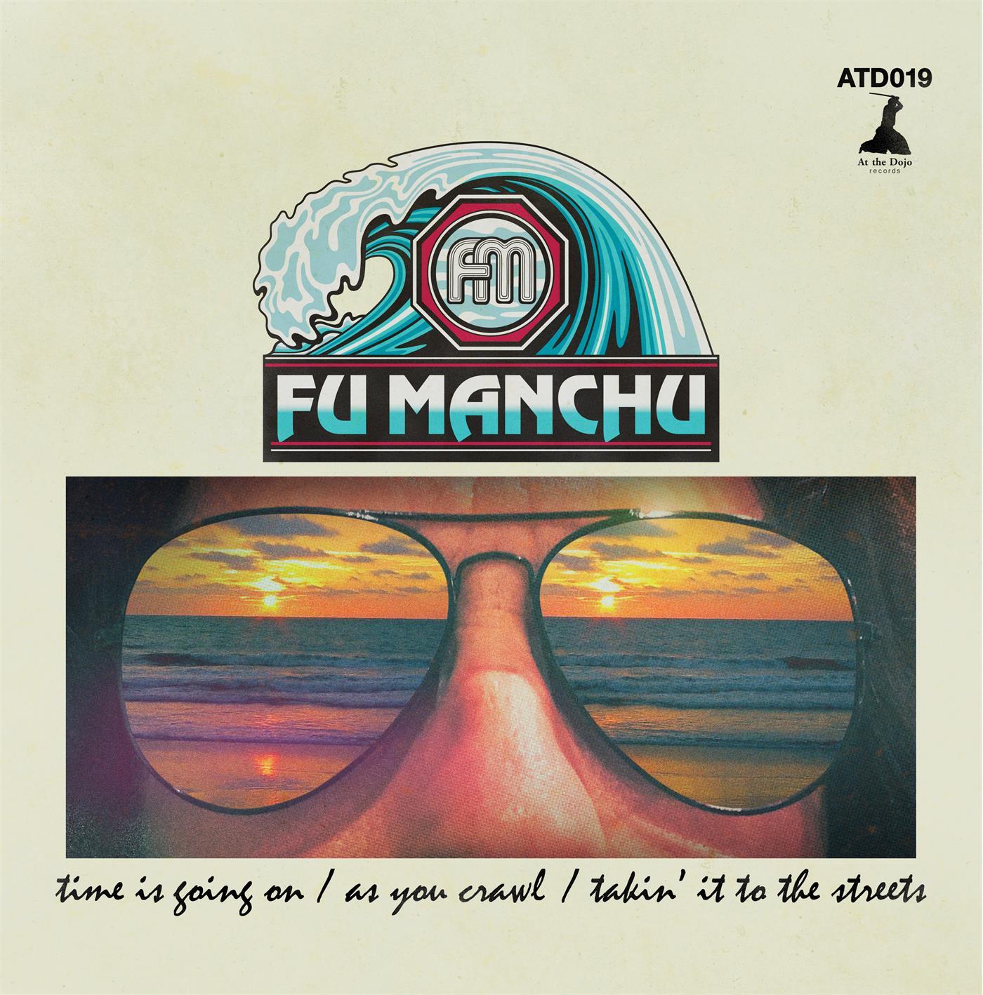"""Fu Manchu - FU30, Pt. 1 [10"""" EP]"""