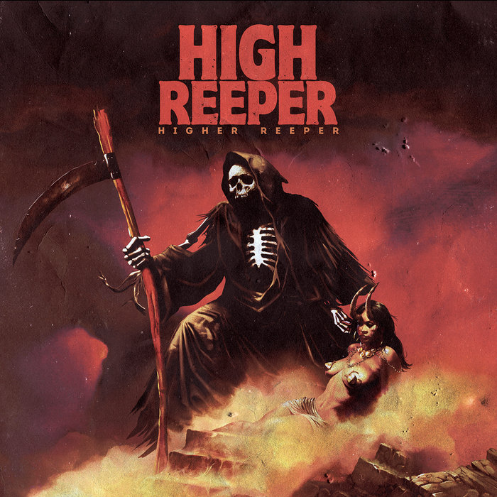 High Reeper - High Reeper [LP] (2019)