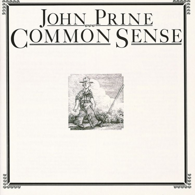 John Prine - Common Sense [LP]