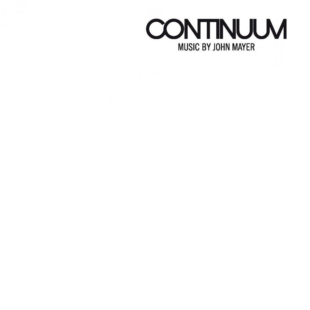 John Mayer - Continuum +1 [2xLP]
