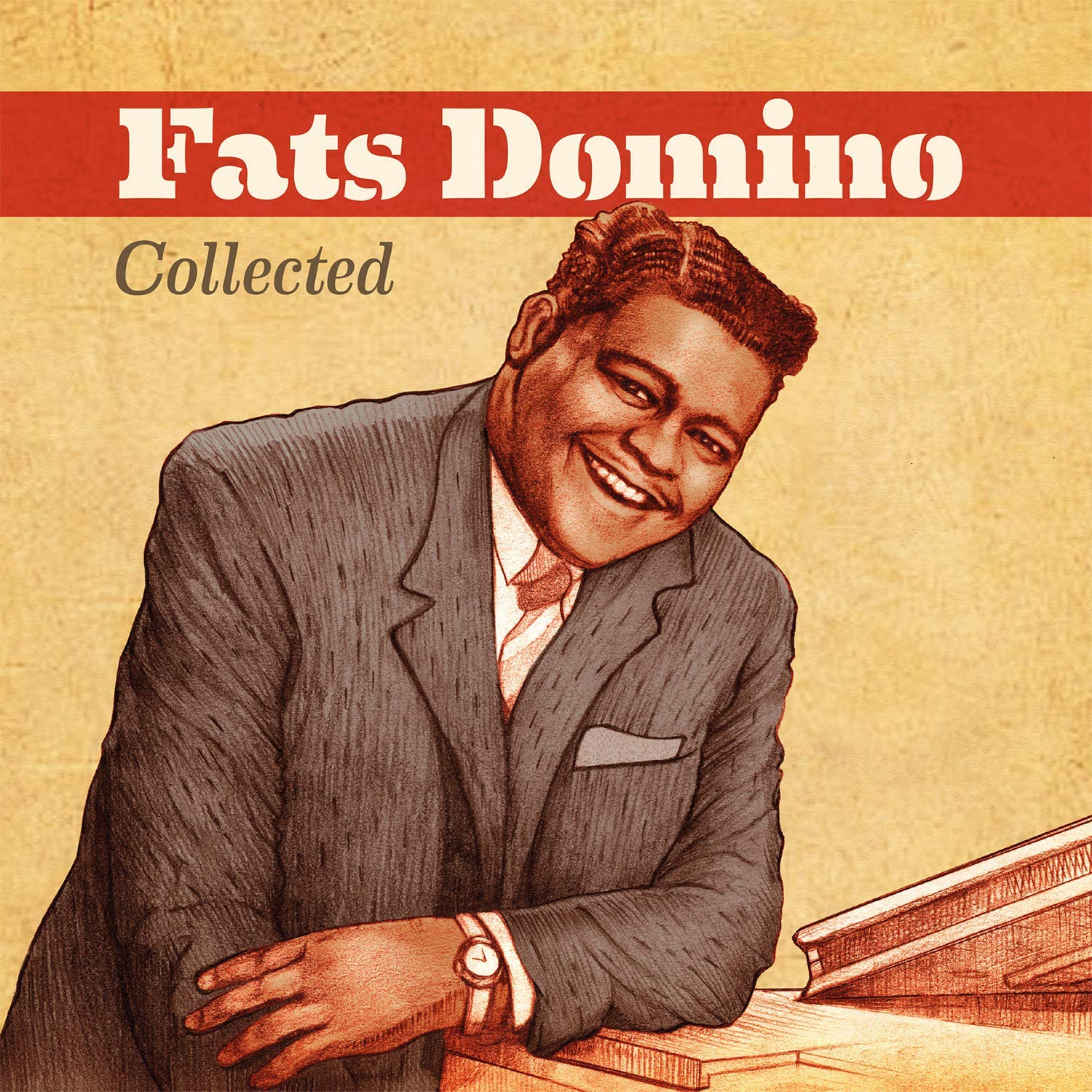 Fats Domino - Collected [2xLP]