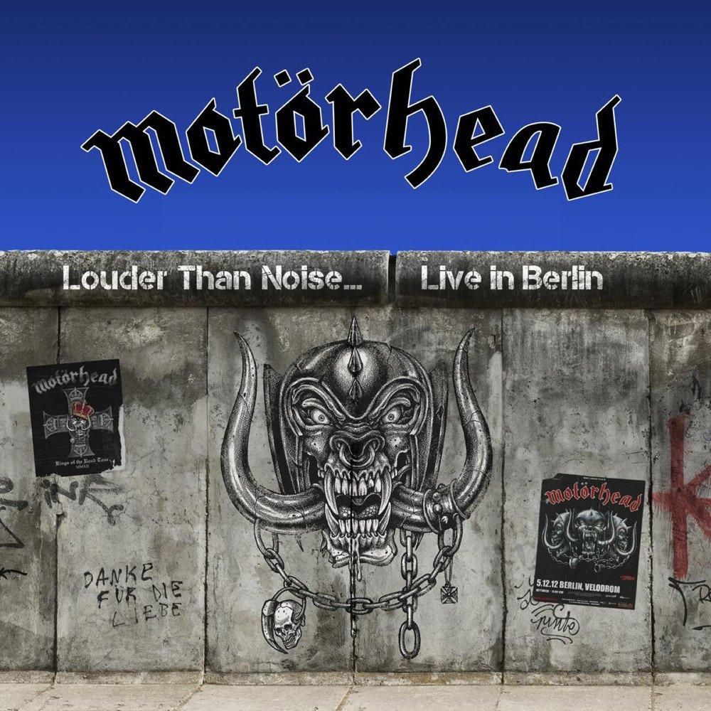 Motörhead - Louder Than Noise Live in Berlin [DVD+CD]