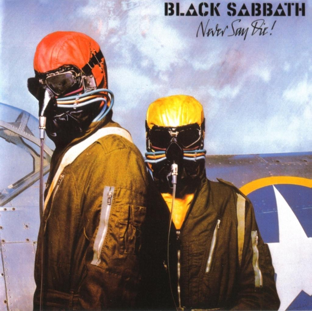Black Sabbath - Never Say Die! [LP]
