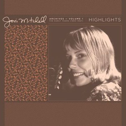 Joni Mitchell - Joni Mitchell Archives, Vol. 1 [LTD LP] (RSD21)