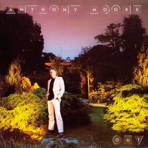 Anthony Moore - Out [LP]