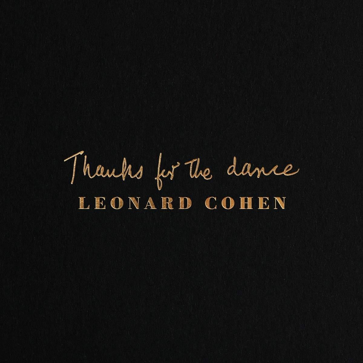Leonard Cohen - Thanks For The Dance [LP]