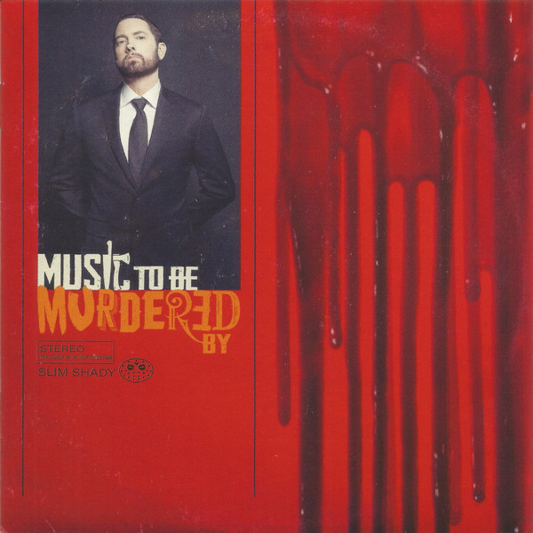 Eminem - Music To Be Murdered By [2xLP]