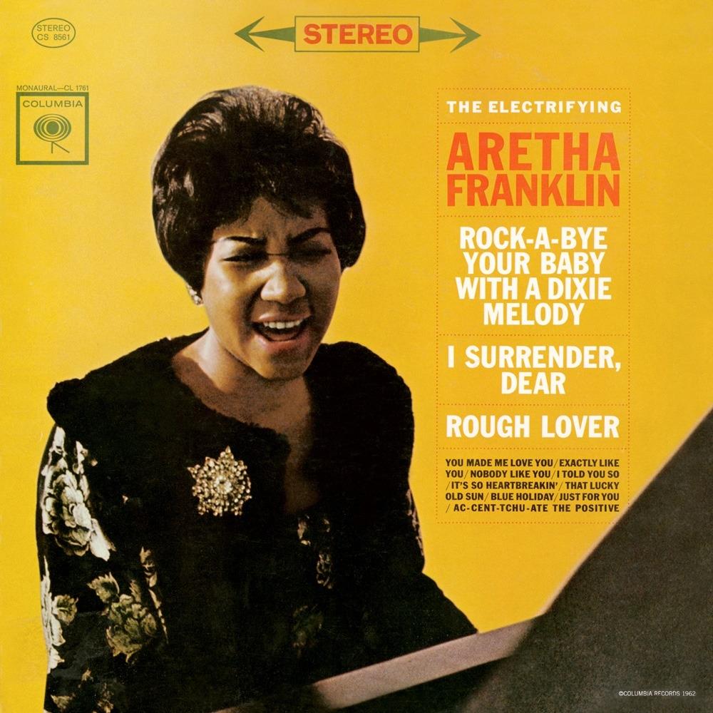Aretha Franklin - Electrifying Aretha [LP]