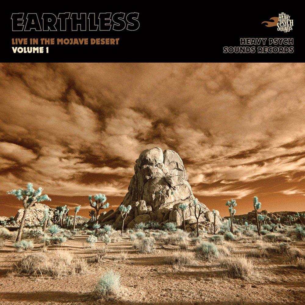 Earthless - Live In The Mojave Desert, Vol. 1 [2xLP]